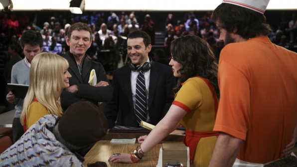 "2 Broke Girls' ""And The '80s Movie"" - Fred Savage"