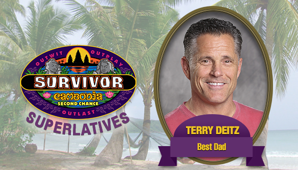 Terry Deitz - Best Dad