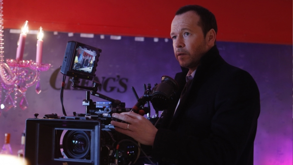 "Blue Bloods' ""Manhattan Queens"" - Donnie Wahlberg"