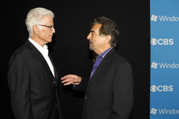 Ted Danson and Joe Mantegna