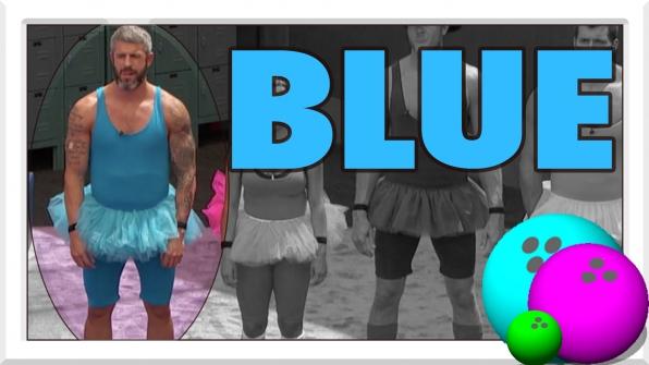 Question: What color was Matt's Bowlerina tutu?