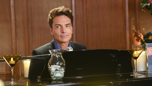 "Richard Marx in ""Poison Fire Teats Universe"""