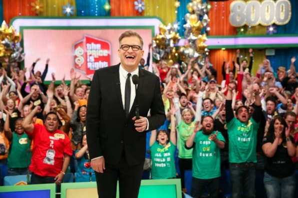 It's always a great day on The Price Is Right!