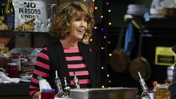 """Pam Dawber's appearance as """"Arnette"""""""