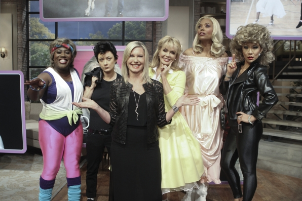 The Ladies With Olivia Newton-John.
