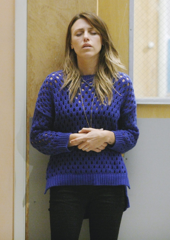 Elizabeth Hendrickson - Outstanding Supporting Actress in a Drama Series Nominee