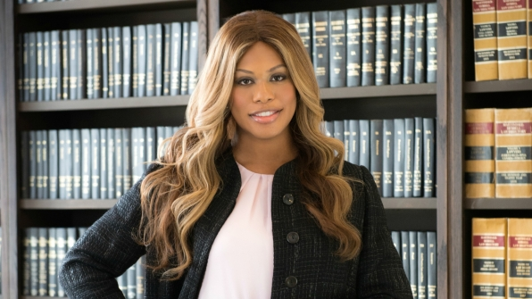 Laverne Cox from Doubt
