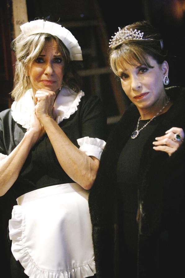 Jill & Esther