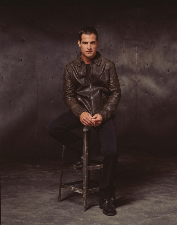 George Eads as Nick Stokes on CSI: Crime Scene Investigation