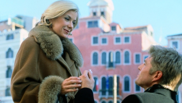 Thorne proposed to Brooke in Venice, Italy.