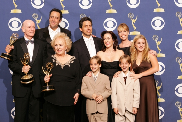 The cast of EVERYBODY LOVES RAYMOND