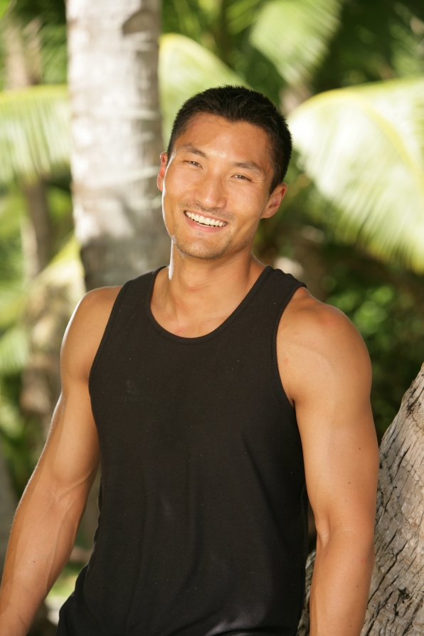 Yul Kwon - Survivor: Cook Islands