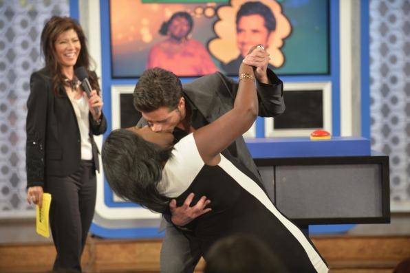 Sheryl With John Stamos.