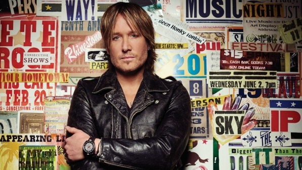 """John Cougar, John Deere, John 3:16"" by Keith Urban"