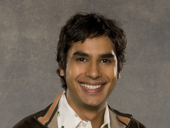 Kunal Nayyar - Temple University - The Big Bang Theory