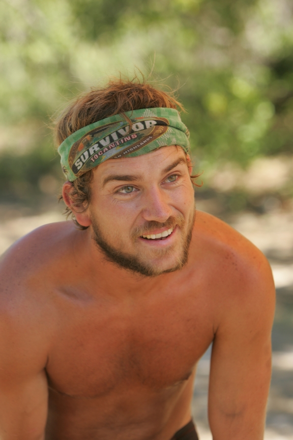 "James ""J.T."" Thomas, Jr. - Survivor: Tocantins"