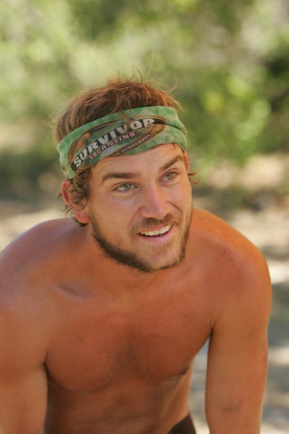 "James ""J.T."" Thomas, Jr. - Survivor: Tocantins"