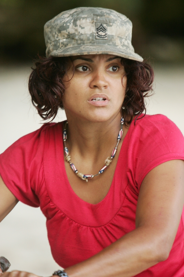 Sandra Diaz-Twine - Survivor: Heroes vs. Villains