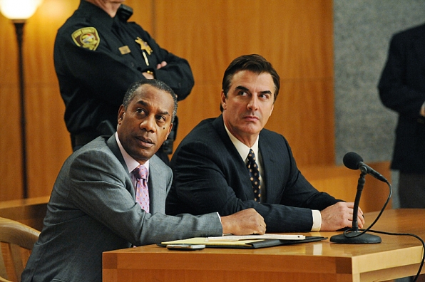 Joe Morton as Daniel Golden