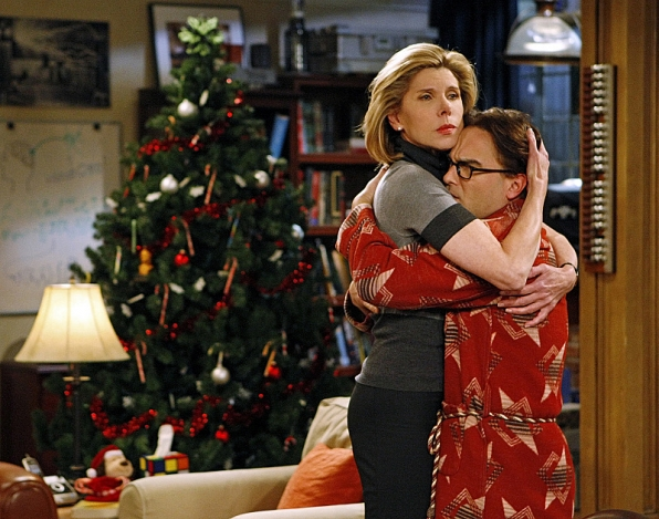 3. She plays Leonard Hofstadter's mother on The Big Bang Theory.