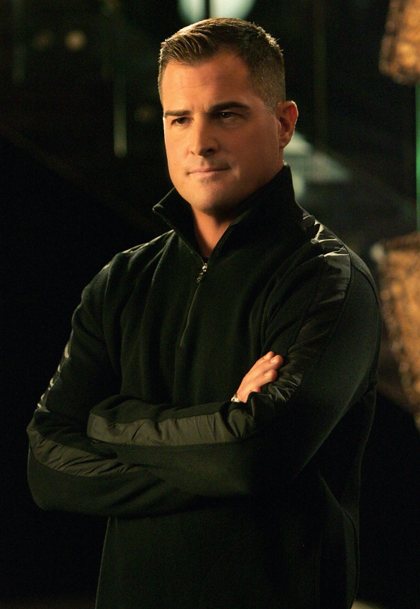 "George Eads as Nick Stokes in ""The Panty Sniffer"""