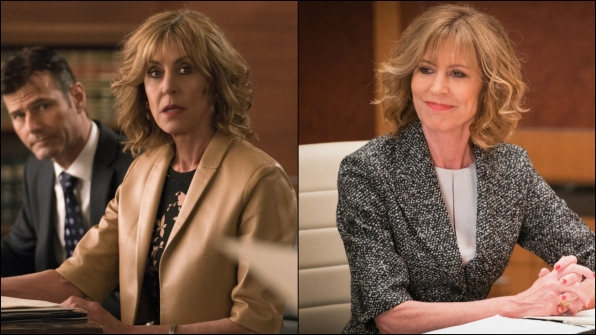 Christine Lahti as Andrea Stevens