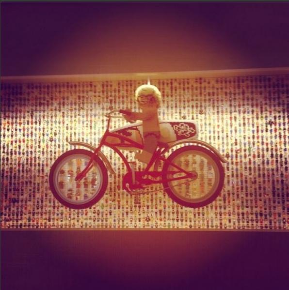 3. Little Guys on Bikes