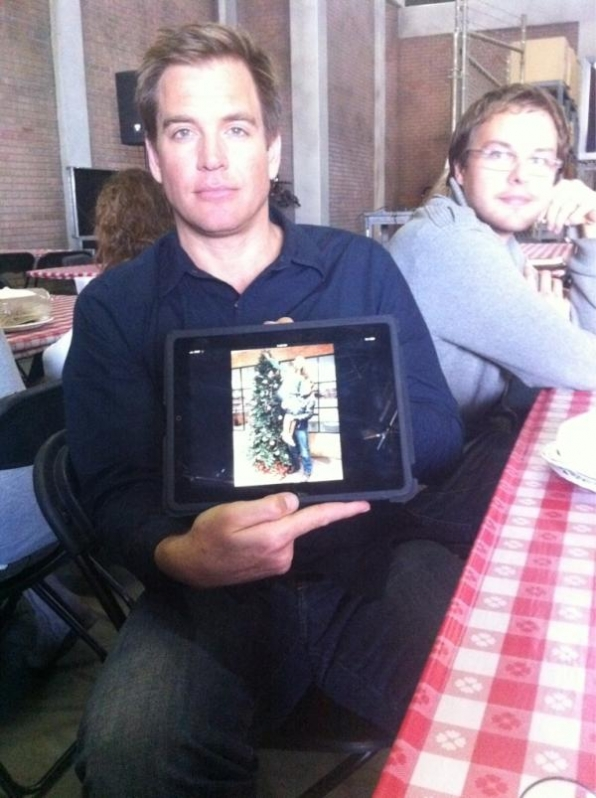 Michael Weatherly on Twitter!