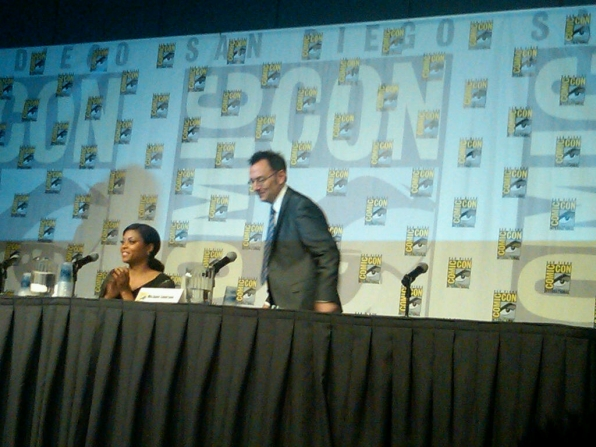 Person of Interest Panel: Michael Emerson is Introduced