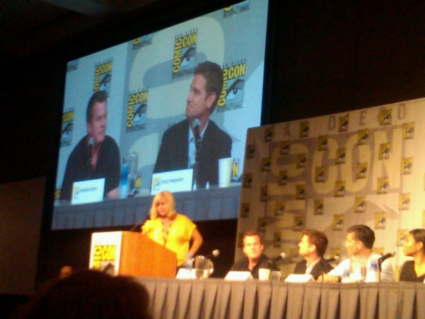Person of Interest Panel: Introducing Jonathan Nolan and Greg Plageman