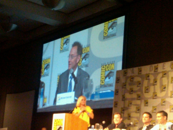 Person of Interest Panel: Michael Emerson