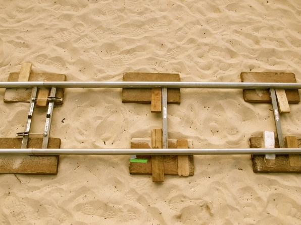 Sand Tracks