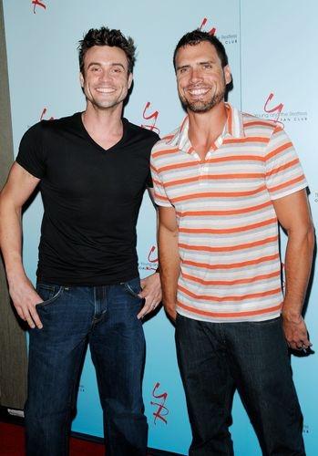 Daniel and Josh