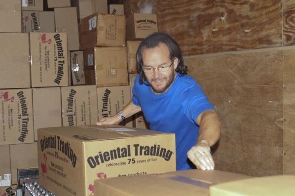 """Oriental Trading Company"""