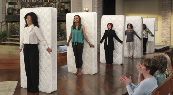 The Hosts Human Mattress Dominoes Demo