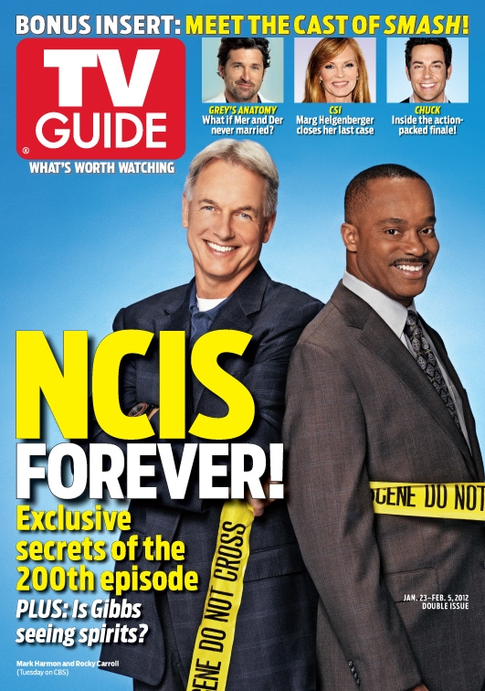 Mark Harmon & Rocky Carroll