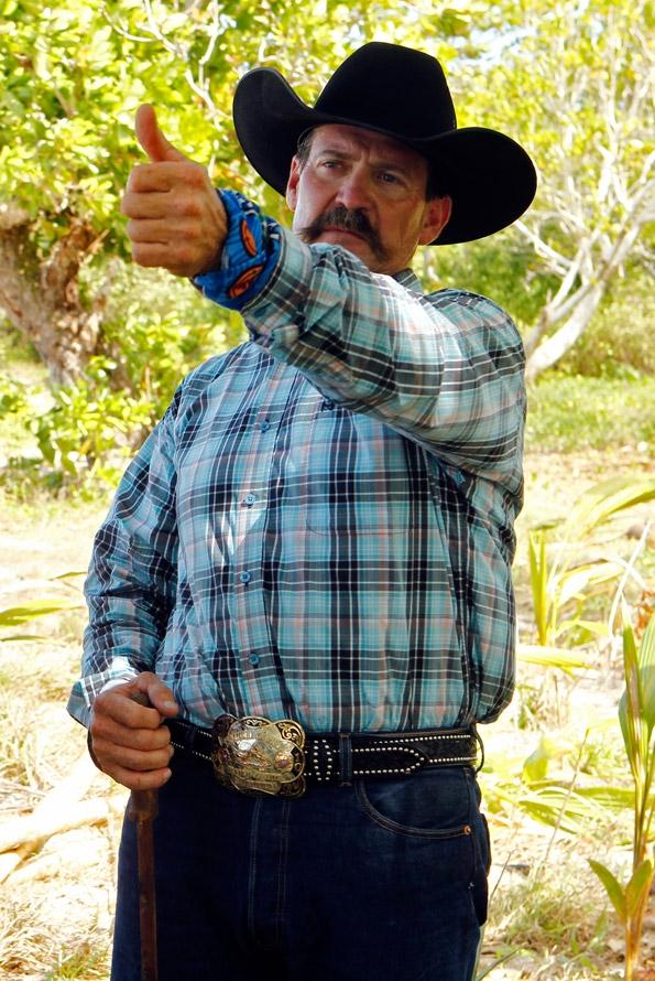 The Survivor Cowboy