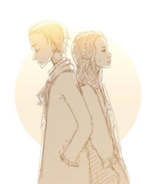 Sherlock Holmes and Joan Watson
