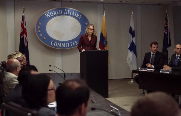 Nice - Elizabeth McCord from Madam Secretary
