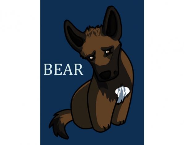 Bear is a Sad Bear