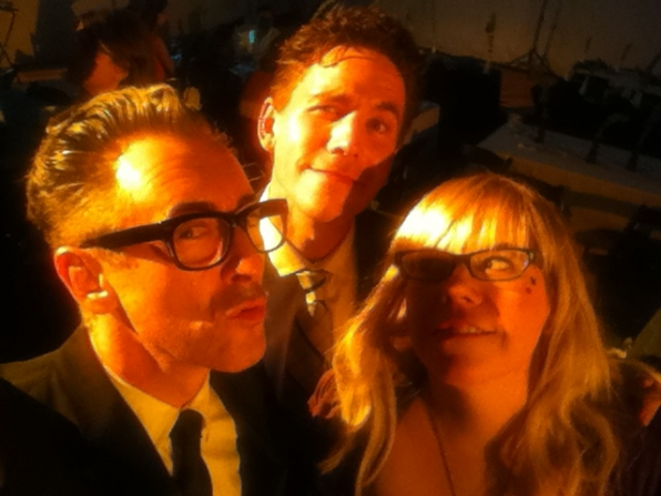 Brian Dietzen Tweets at the Angel Awards