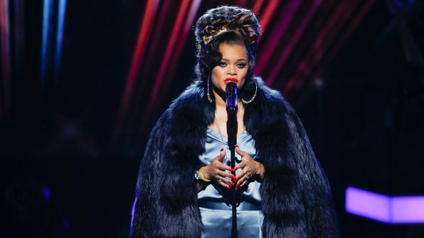 "Andra Day performs ""Love So Right"""