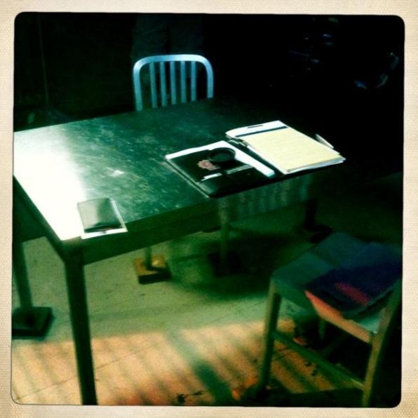 Desk Work
