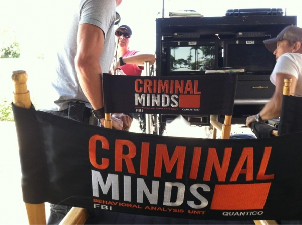Criminal Minds Seating
