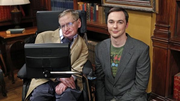 Stephen Hawking - The Big Bang Theory