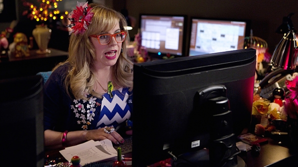 The answer is: Penelope Garcia