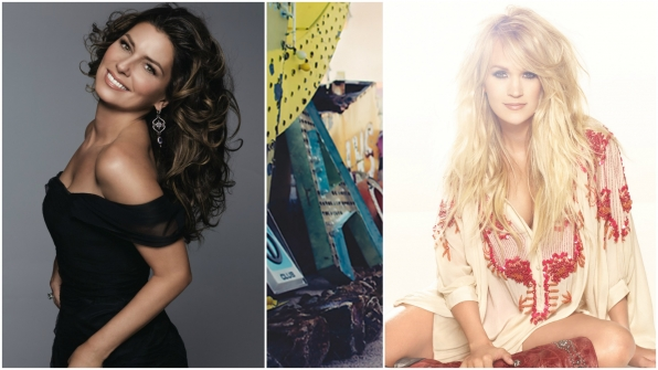 If you like Shania Twain, you'll love Carrie Underwood