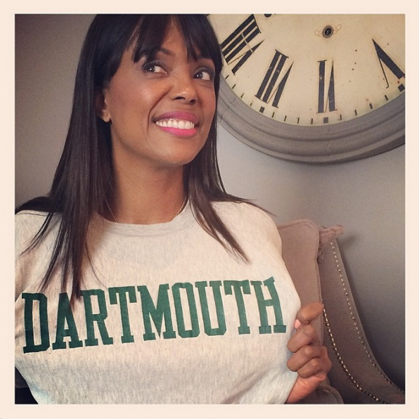 Aisha Tyler - Dartmouth University - The Talk