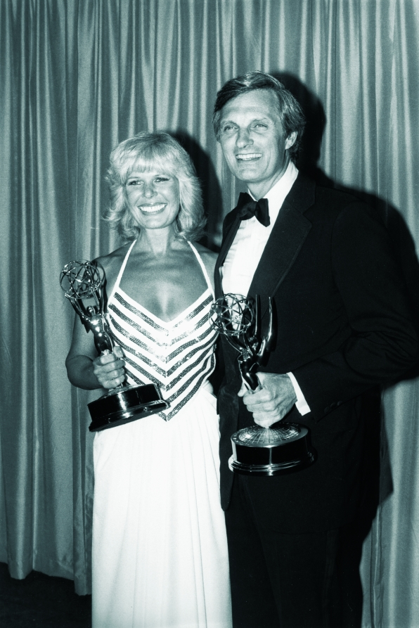 Loretta Swit and Alan Alda, M*A*S*H