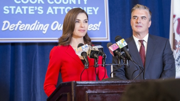 <i>The Good Wife's</i> Alicia Florrick: Now